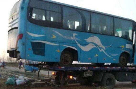 客车报废公司