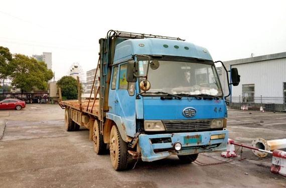 重庆货车报废